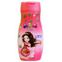 Doremi Kids Shampo Strawberry 200 ml