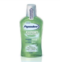 Pepsodent Mouthwash Herbal Naturals 300 mL