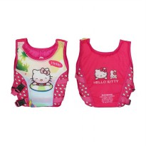 PELAMPUNG ROMPI ANAK HELLO KITTY / CHILD FLOATING VEST (800120005)