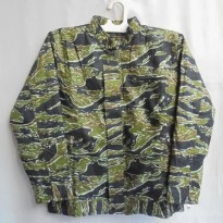 Jaket loreng camo Asian Tiger stripe