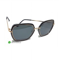 Sunglasses Kacamata Anti UV Wanita Model Kotak Fashion Ori Kw 1 001