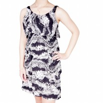 DHX 2450 Rest and Relax Abstract Dress