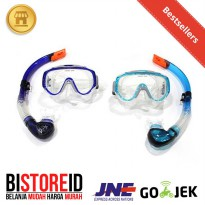 diving Mask and Snorkel mask Kacamata Snorkel Seals Original Silicone empuk