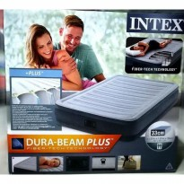 INTEX Kasur Angin DOUBLE Durabeam PLUS