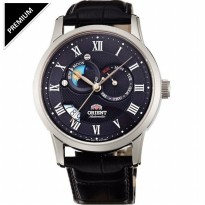 Orient Automatic Sun And Moon Sapphire Set0T002B
