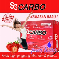 S3CARBO - S3 CARBO BLOCKER PELANGSING BPOM