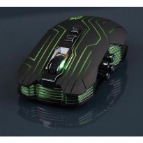 Ghost Shark Aokdis LED Optical Wireless Gaming Mouse 9D 3200 DPI