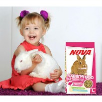 CP Petfood Nova Alfafa Rabbit Food - 1kg