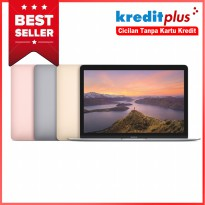 Apple MacBook 12' 2016 - Garansi Resmi - MLH82 Grey | MLHC2 Silver | MLHF2 Gold | MMGM2 Rose Gold