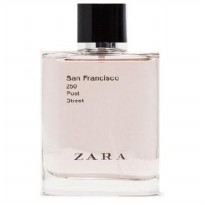 Zara San Fransisco 250 Post Street 100ml