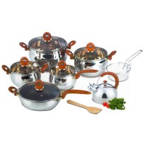 Oxone OX-966 Clasic Cookware Set