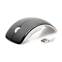 Mouse Wireless Flip Mini Compact 2.4Ghz