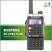 Radio Walkie Handy Talky HT BAOFENG POFUNG Dual Band UHF VHF UV-B2 Plus