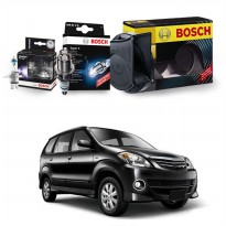 Bosch Paket Energi (Busi Super4, Klakson, & Lampu) u/ New Avanza 1.5 - TH.11-on - 3Pcs/set