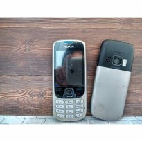 NOKIA 6303 I CLASSIC SINGLE SIM CAMERA HANDPHONE REFURBISHED