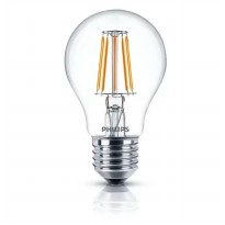PHILIPS LED Classic 4W A60 E27 220-240V Warm White Clear