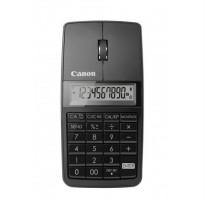 Canon X Mark I 3 in 1 Calculator Mouse - Hitam