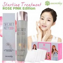 Secret Key 150ml Starting Treatment Essence ROSE Limite