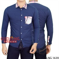 Men Casual Shirts Clothing LNG 1639