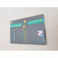 Novel teenlit Love bracelet Hanna natasha original buku remaja