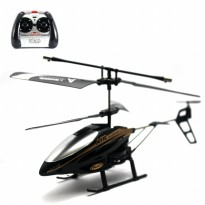 Remote Control RC Helicopter Black V-Max Powerful Engine
