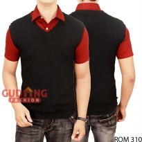 Vest For Mens Suit ROM 310