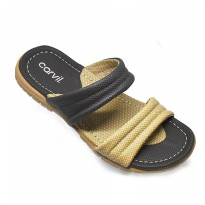 CARVIL SANDAL CASUAL BOYS KOUKOU 02TP BROWN BEIGE