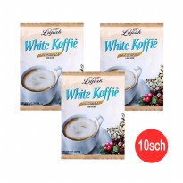 Luwak White Koffie (Coffee) Original Sachet 10x25gr (1 Renceng)