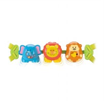 Mainan Bayi WINFUN PLAY GIGGLE JUNGLE PALS