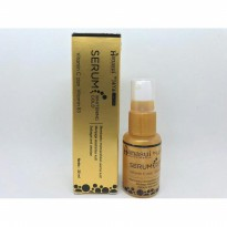 Serum Whitening Gold (Emas) Hanasui By Jaya Mandiri BPOM 100% ORIGINAL
