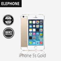 Apple iPhone 5S 16 GB Gold Smartphone {factory certified refurbish grade A+} + FREE SOFTCASE