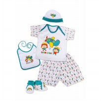 Best Gift - Kiddy Baby Gift Set Pesawat 11163 - 0-6 bulan