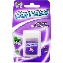 Go Fress Refreshing Oral Care Strip 24