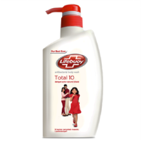 LIFEBOUY Body Wash Total 10 500 mL