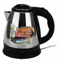 [Airlux] Teko Listrik, Electric Kettle Stainless 1,5 Liter