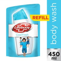 LIFEBOUY Body Wash Cool Fresh 450 mL