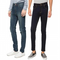 2Nd RED Denim | CELANA JEANS PRIA SLIM FIT | MEN DENIM FAVORIT-PART 1 | JEANS SLIM FIT STRAIGHT