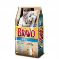 BRAVO PREMIUM BABY DOG FOOD 8KG