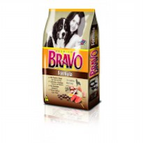 BRAVO PREMIUM DOG FOOD ADULT ACTIVE 20KG