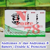Baterai Andromax A Andromax B Double IC Protection