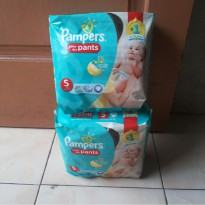 Pampers S22 isi 2