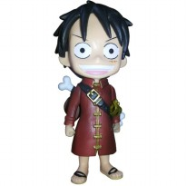 Fantasia Action Figure One Piece Ruffy Food Adventure