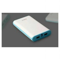 Robot RT610 16000mAh 2 USB Ports Power Bank White+Blue