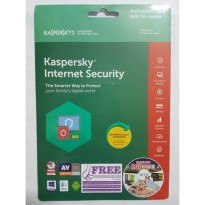 Kaspersky Internet Security 3 User 2018