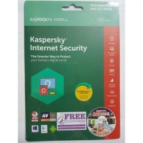 Kaspersky Internet Security 1 User 2018
