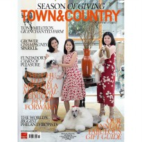 [SCOOP Digital] TOWN & COUNTRY Philippines / DEC–JAN 2017