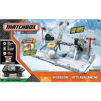 [macyskorea] Match Box ON A MISSION Take Down The Yeti Avalanche by Matchbox/18437298