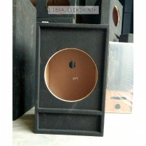 Box Salon Speaker 10in Dan 12in Wood Altec Harga Sama