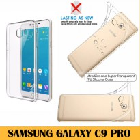 TPU Softjacket Case Samsung Galaxy C9 Pro