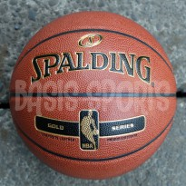 SPALDING NBA GOLD IN/OUTDOOR ( NEW )